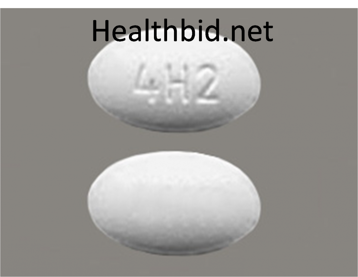 4H2 Pill Identification: (Cetirizine) Uses, Dosage, Side