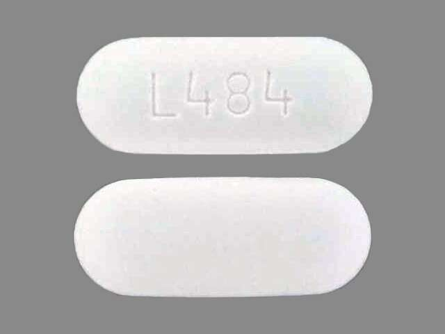 L484 Pill Image Identification Uses Dosage Side Effects